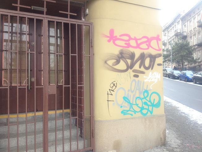 Odstraňování a ochrana proti graffiti