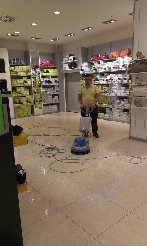 Impregnace, čištění podlah Havířov