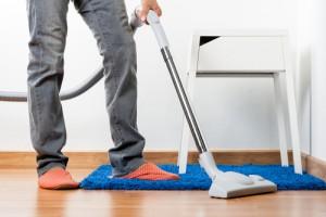 vysávání podlah